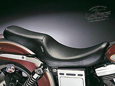 《美式工廠》哈雷專用 美國LEPERA 雙人座 DYNA FXD WIDE GLIDE LOWRIDER