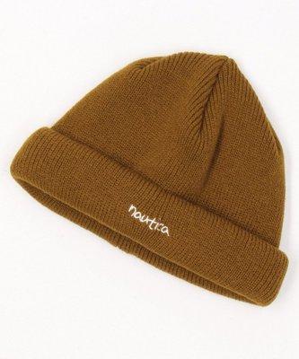 OAK FREAKS STORE x NAUTICA ROLL KNIT CAP moji 毛帽