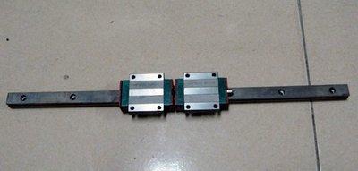型號 LGW15CAC  滑軌( 滾珠螺桿 滑台 線性滑軌  定位控制器 伺服馬達 自動化控制 )