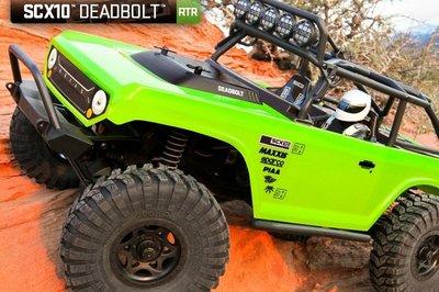 天母168 攀岩車 AX90044 SCX10™ 4WD 免運