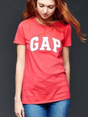【BJGO】GAP_女裝_Classic logo tee 美國GAP-LOGO圓領T恤/LOGO T