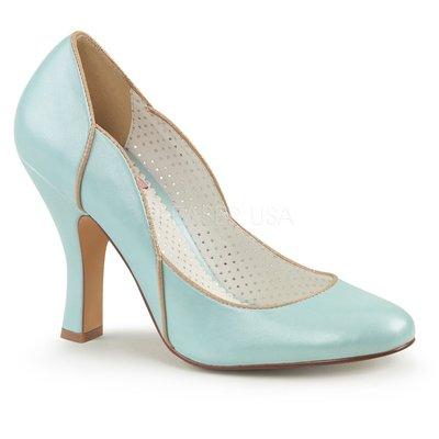 Shoes InStyle《四吋》美國品牌 PIN UP CONTURE 原廠正品高跟包鞋 有大尺碼『粉藍色』