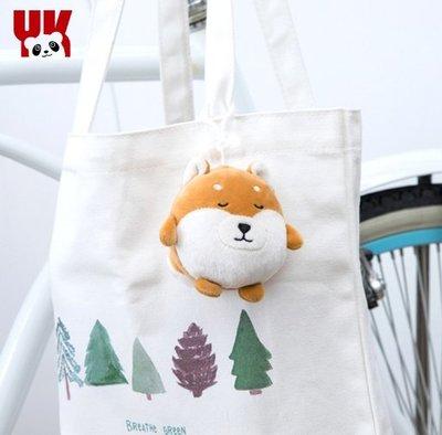 蛋型柴犬吊飾 柴犬絨毛玩具 柴犬包包吊飾 韓國柴犬吊飾