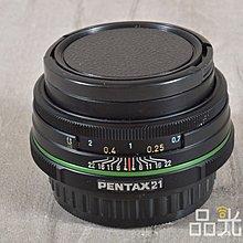 【品光數位】Pentax SMC 21mm F3.2 AL DA 定焦 #105094