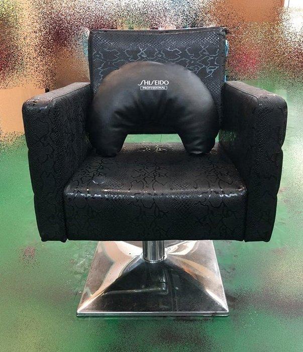 台中二手家具賣場推薦 宏品全新中古傢俱家電 F63127*高級剪髮椅 美髮椅 理髮椅*2手桌椅拍賣 書桌椅 電腦椅辦公椅