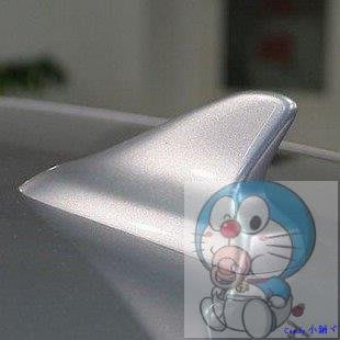 Candy 小鋪ヾ別克新威朗 君威 英朗GT汽車改裝專用鯊魚鰭天線 ramble裝飾天線