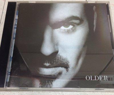 George Michael Older 專輯, EMI 1996年原版 CD, 稀有, 已絕版, 90%新(非蔡琴)