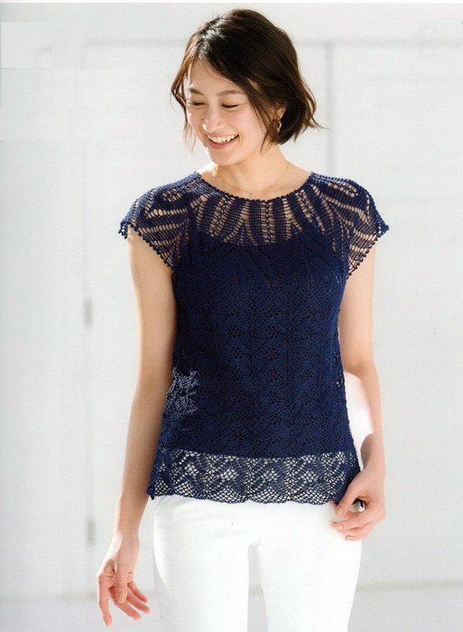 編織Olympus金票蕾絲罩衫材料包~多色任選~東京線、棉線~披肩~編織書、手工藝材料、工具、進口毛線【彩暄手工坊】