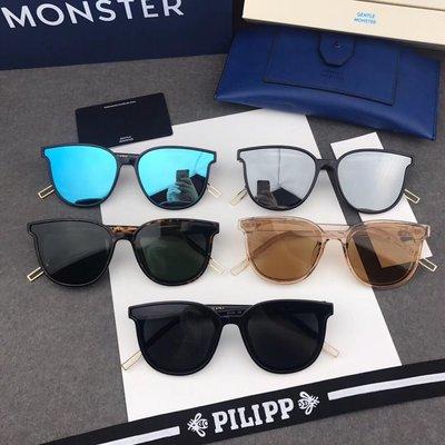 GENTLE MONSTER 韓國V牌真品mamars 新款太陽眼鏡 墨鏡