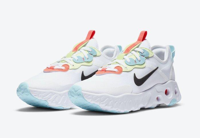 【紐約范特西】預購 Nike React ART3MIS CN8203-101 小清新 增高