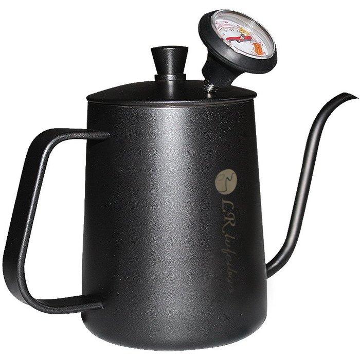 手沖咖啡壺匠心品質不銹鋼滴漏式長嘴咖啡壺鶴嘴掛耳咖啡手沖壺