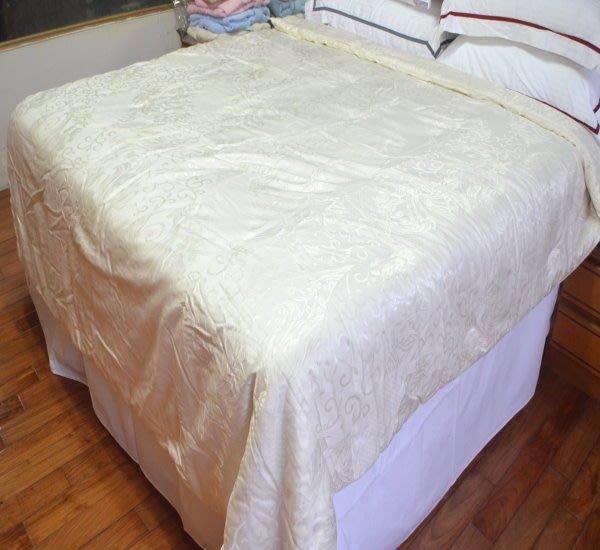【San_Shang寢飾用品購物網】《100%蠶絲被四季通用》360T柔軟純棉表布【雙人專用6X7尺】