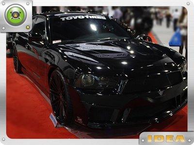 泰山美研社 D5691 2011 Dodge Charger 車系 前保桿套件 國外進口