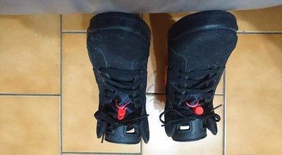 二手籃球鞋Air Jordan 6代 大童鞋 size 5.5 y, Nike黑色