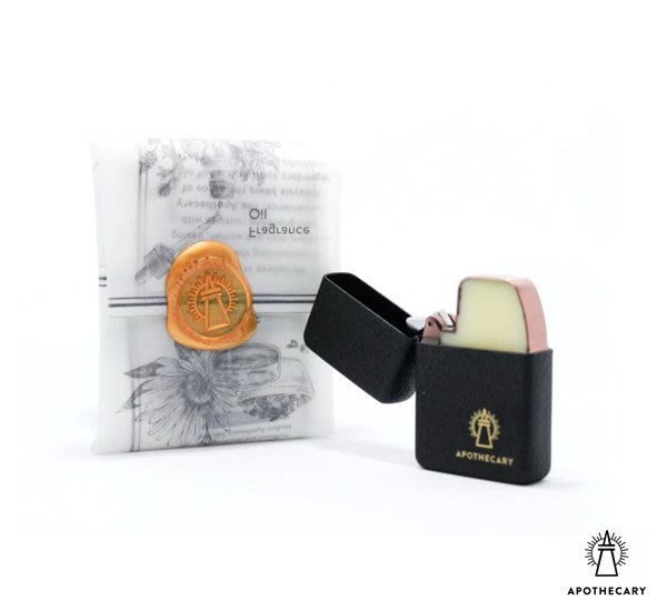 GOODFORT / The Apothecary Kasai Solid Cologne 火舞固態古龍水
