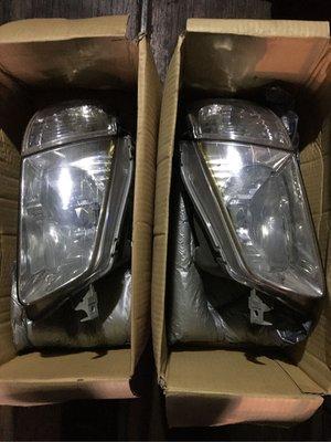 Ford activa Tierra protege 323  Isamu 分離式大燈 原廠 二手 角燈 總成 出清