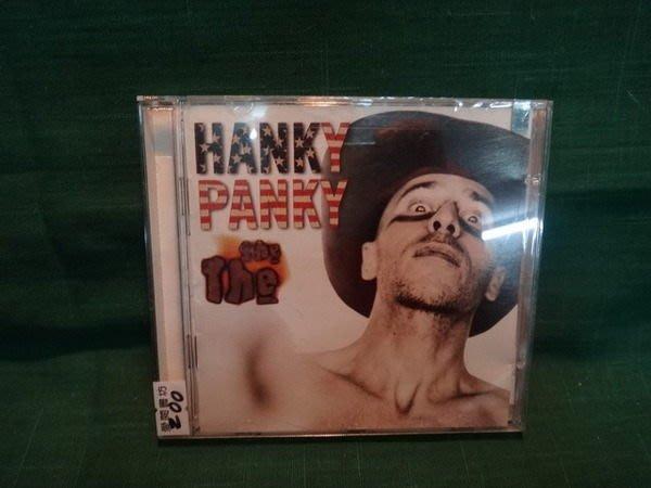 【愛悅二手書坊 CD-11】HANKY PANKY The