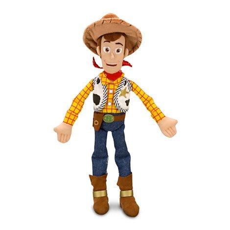 【100%正品美國迪士尼】玩具總動員 胡迪Woody 絨毛玩偶 娃娃  18吋 45cm*代購*