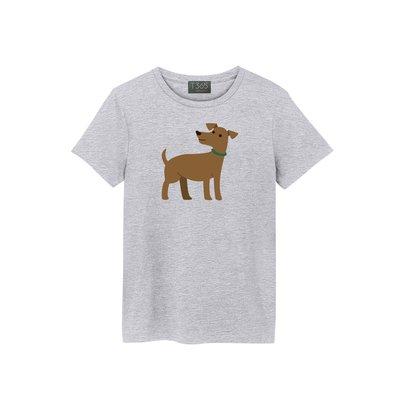 T365 卡通圖案 可愛 狗狗 系列 09款 T恤 男女皆可穿 多色同款可選 短T 素T 素踢 TEE 短袖 上衣 棉T