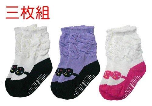 【瑜瑜小屋】百搭《泡泡款~假鞋襪》可愛短襪 ((3雙組)) (W-3)