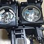 HITACHI  CP-X445 MULTIMEDIA LCD PROJECTOR單槍投影機 拆機燈泡