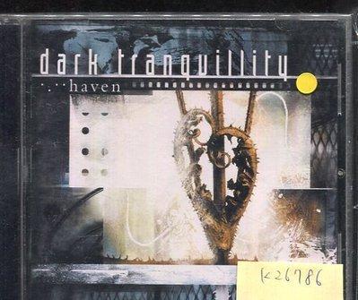 *真音樂* DARK TRANQUILLITY / HAVEN 二手 K26786