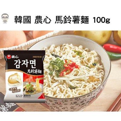泡麵 拉麵 韓國 農心 馬鈴薯麵 10...