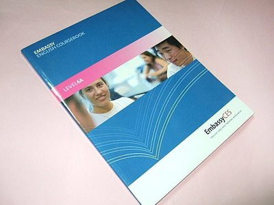 古集二手書G ~Embassy English CourseBook Level 6A 9780131358164