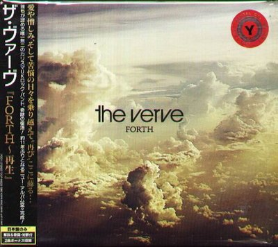 八八 - The Verve - Forth - 日版 CD