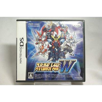[耀西]二手 純日版 任天堂 DS NDS 超級機器人大戰 W