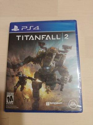 PS4 Titanfalls 2