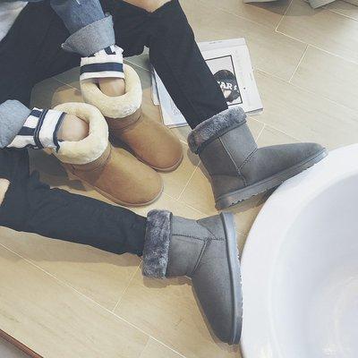 FINDSENSE品牌 雪地靴  新款...