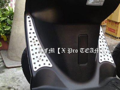 LFM【X Pro TEAM】VJR防滑踏板~VJR鋁合金前後踏板組~適用:VJR110/VJR100,限量特價中