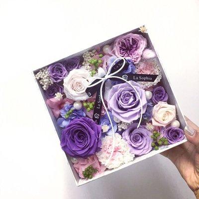 保鮮花禮盒