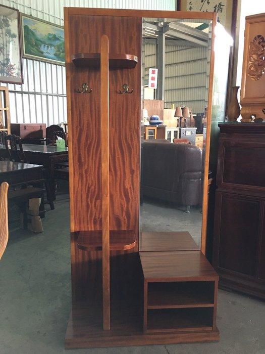 大高雄二手貨中心(收購+買賣)---【全新】現代款  半實木   穿衣鏡   立鏡   化妝鏡   玄關鏡  便宜出售
