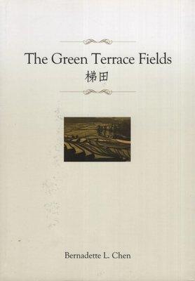 *【知書房】聯經出版∣The Green Terrace Fields∣二手,滿399元免運