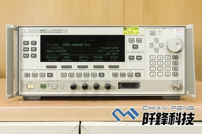 【阡鋒科技 專業二手儀器】HP 83620A 10MHz-20GHz 訊號產生器