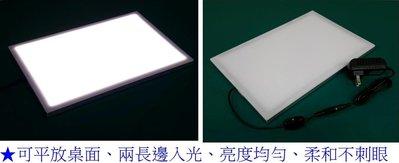 專業版檢測用A4描圖燈箱1100+調光器150=1250元