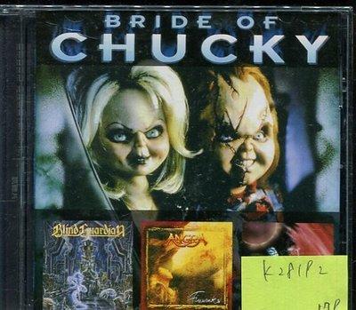 *真音樂* BRIDE OF CHUCKY 二手 K28192