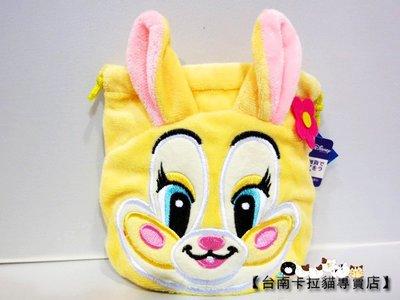 SUPER日式卡通   迪士尼 邦妮兔 束口袋 情人節 可明天到