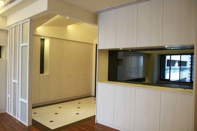 台中室內設計─豪宅也要收納,住宅收納達人