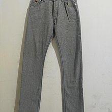 ENERGIE TRADE MARK早期直筒丹寧褲
