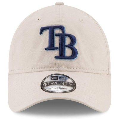MLB光芒隊New Era Core Classic 9TWENTY Adjustable Hat棒球帽