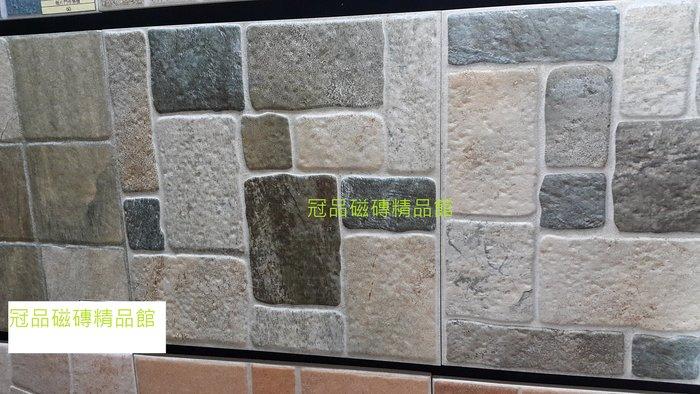 ◎冠品磁磚精品館◎進口精品 石板、木紋造型石英地磚(共二色) – 30X30CM