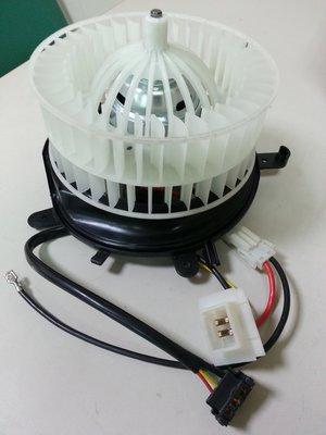 W210 鼓風機馬達 (恆溫.全按鍵配備用) 冷氣馬達 風扇 開關 風速 (新型馬達) 進口副廠 2108206842