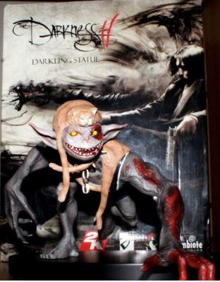 [BoBo Toy] 現貨全新 黑暗領域 2 公仔 模型 正版 恐怖 Darkness Darkling Statue