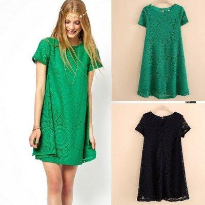 洋裝 #E-024 蕾絲娃娃裝款