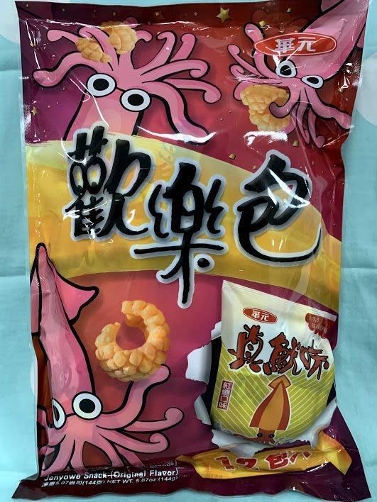 真魷味 歡樂包 - 紅燒口味(12入/包)