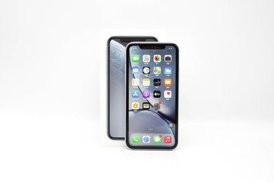 【高雄青蘋果3C】Apple iPhone XR 64G 64GB 白 6.1吋 iOS 14.4 #61929