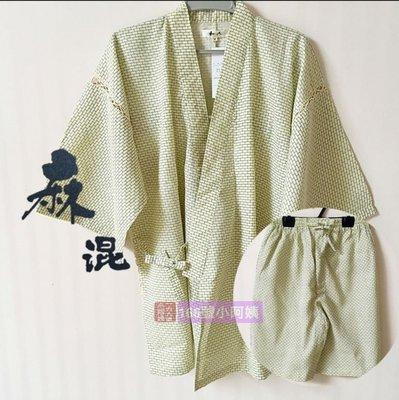 【166號小阿姨】外貿日式男款甚平和服...